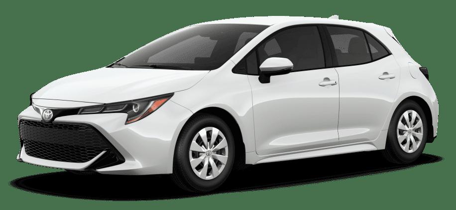 Corolla Hatchback 6MT
