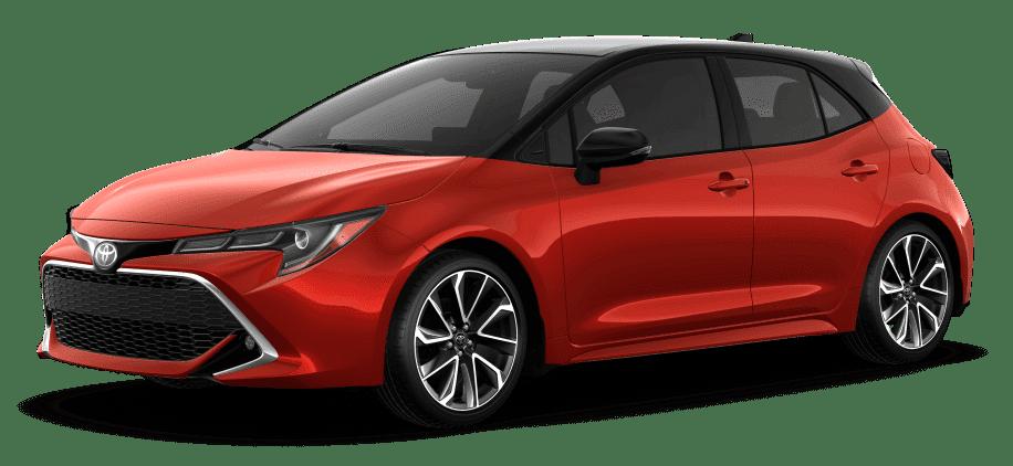Corolla Hatchback XSE CVT