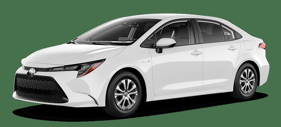 Corolla hybride