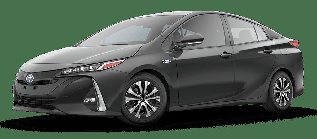 Prius Prime Upgrade