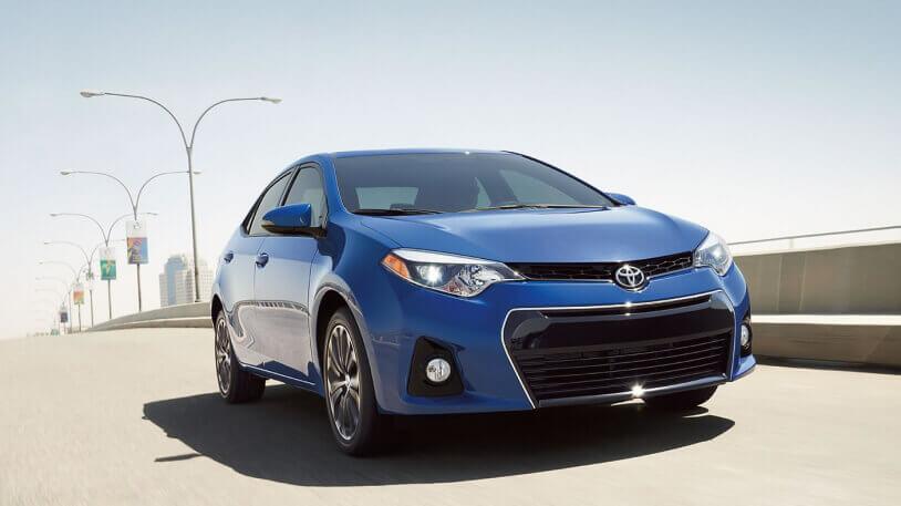 TOYOTA - Corolla 2014 et sa nouvelle version