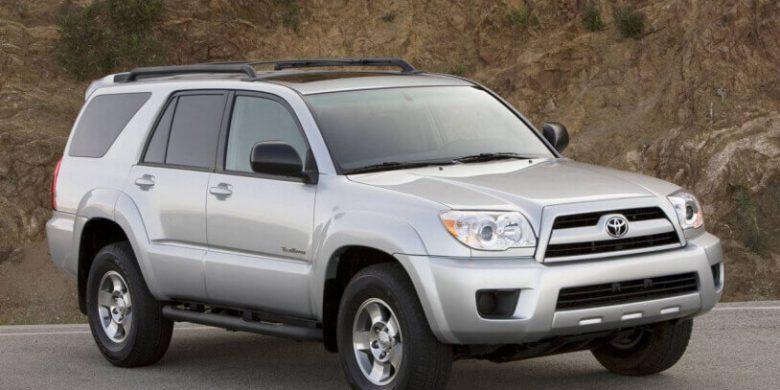 Voitures usagées 2009 - Moyens et Gros SUV