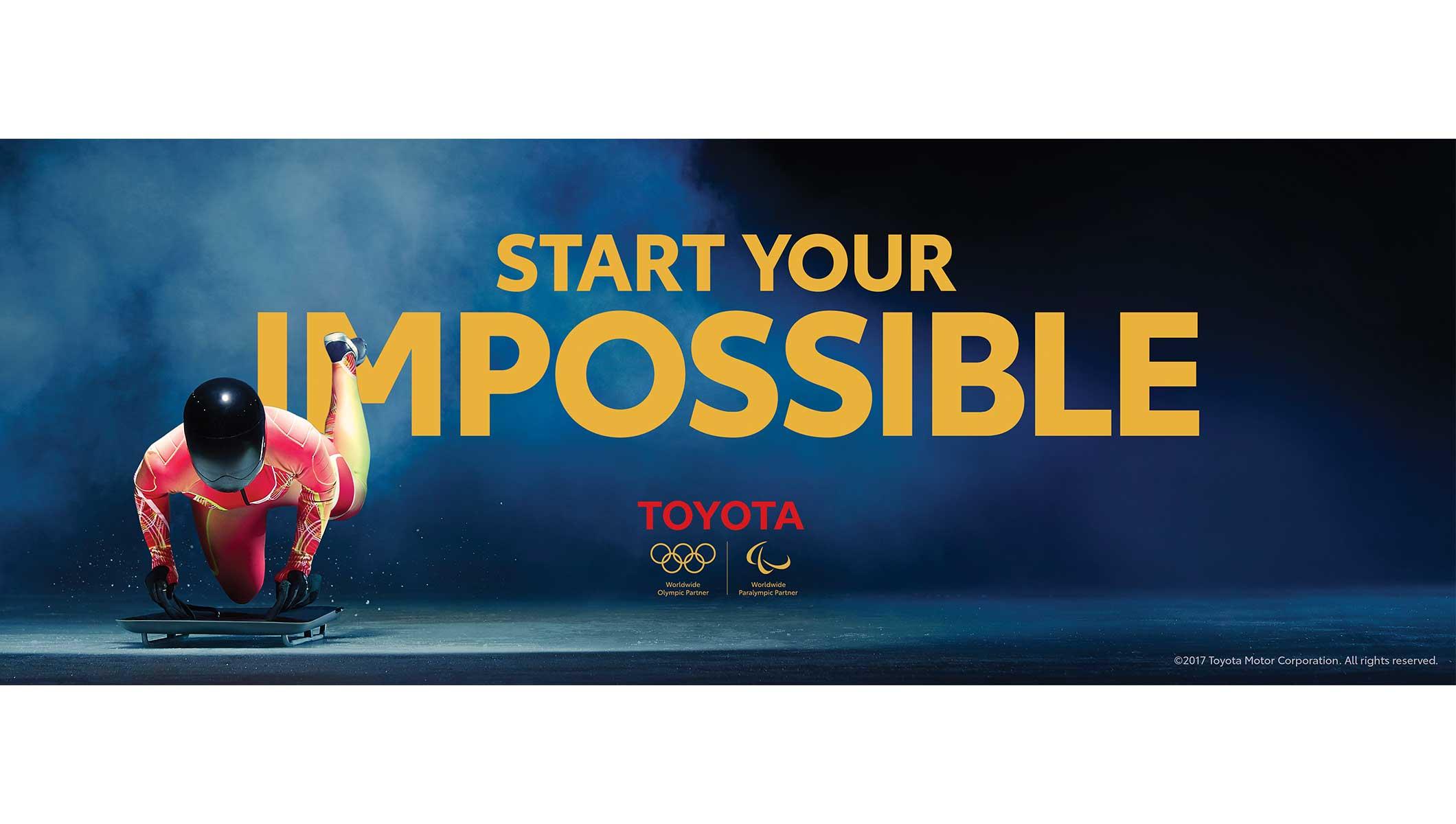 Toyota : fier partenaire des Jeux olympiques de 2018 - Ste ...