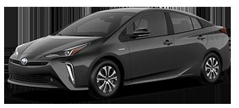 Prius AWD-e Technologie