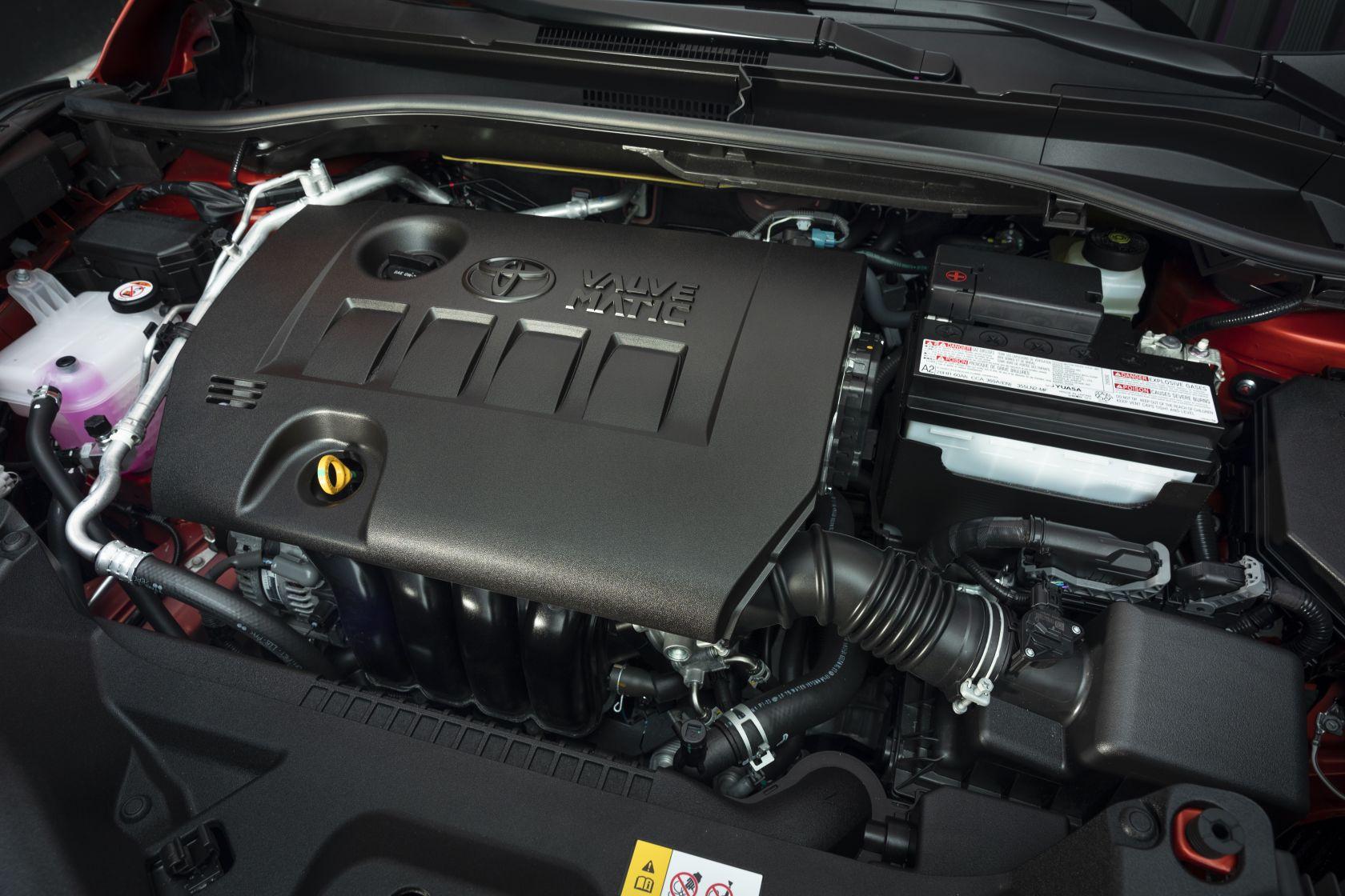 Moteur du Toyota C-HR 2020