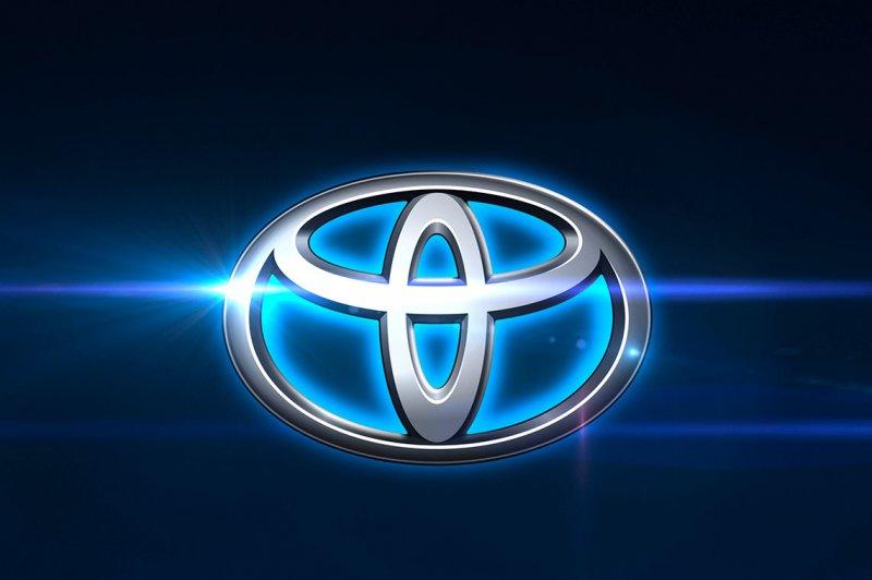 Logo de la marque Toyota
