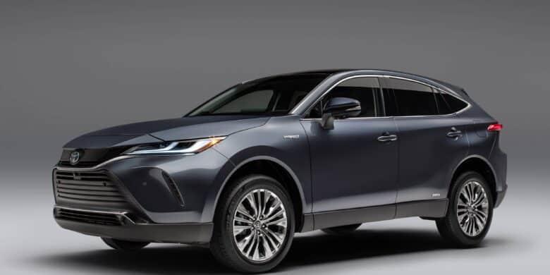 Toyota Venza 2021 en studio