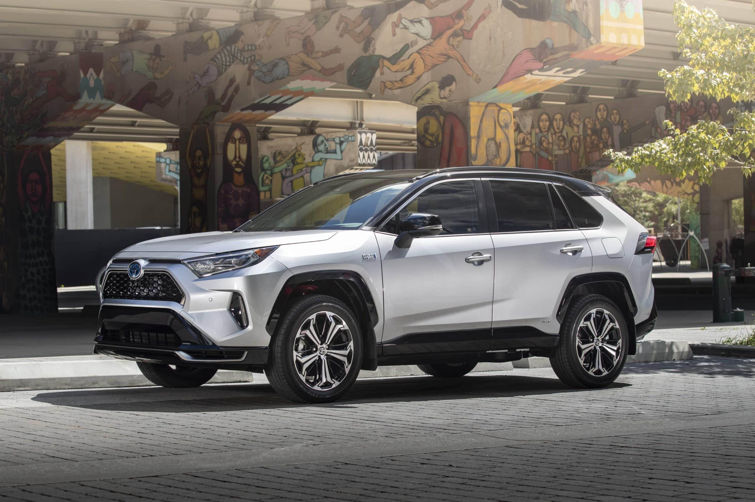 Toyota RAV4 Prime 1 2021