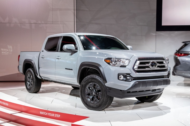 Meilleur pick-up grand format: Toyota Tundra | Ste-Foy Toyota